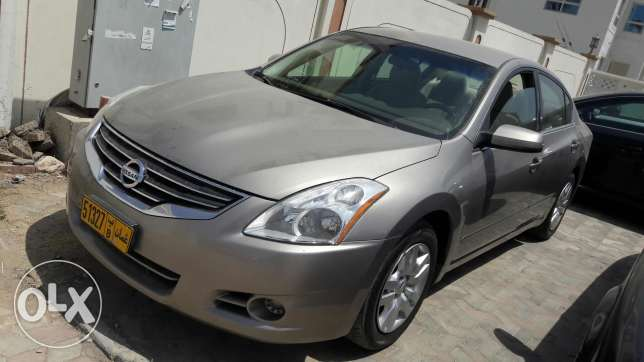 Altima 2012 .available instalment monthly 75 مسقط -  1