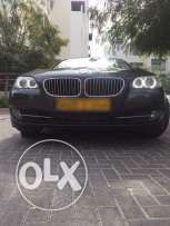 BMW 523i - 2011 full options in very good condition like new