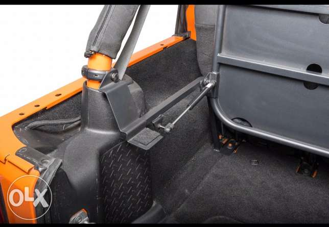 Jeep Wrangler 4 door rack