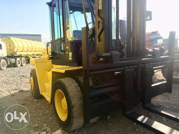 HYSTER 10 Ton forklift for sale