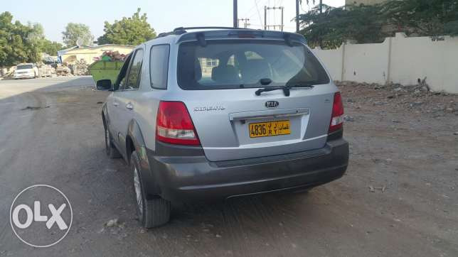 Kia sorento 2005 full automatic السيب -  5