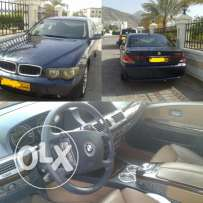 BMW 745 I for Sale