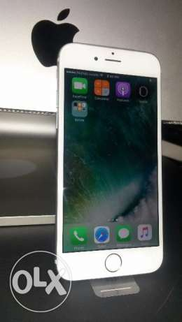 for sale iphone 6 128 GB silver colour,fresh & very good condition