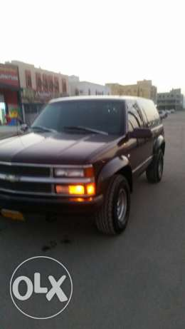 for sale chevy blazer 1994 japan export الرستاق -  6