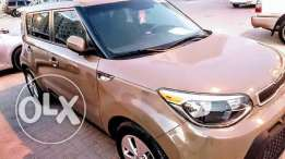 Kia soll 2014 very clean agood car
