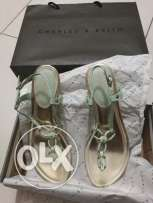 Brand New CHARLES & KEITH Shoes Size 40