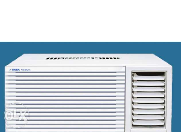 Voltas 1.5 TON Window AC , Very good condition, one and half years old