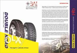 Bus & Truck Radial Tyres