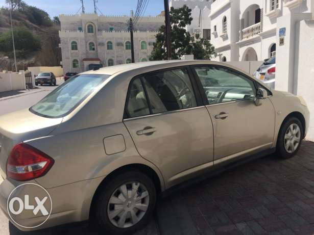 Nissan Tiida 2009 for sale expat leaving will be available end March