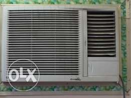 Window AC 1.5 Tons for sale ( V.Good condition)