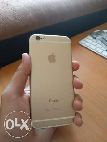 iPhone 6S Gold Best condition