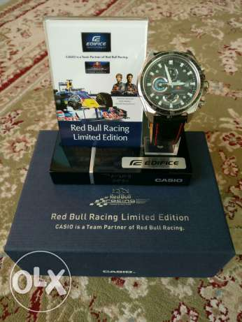 2 watches limited edition Ferrari & Casio السيب -  3
