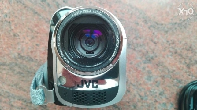 JVC Made in JAPAN Video camera for sale