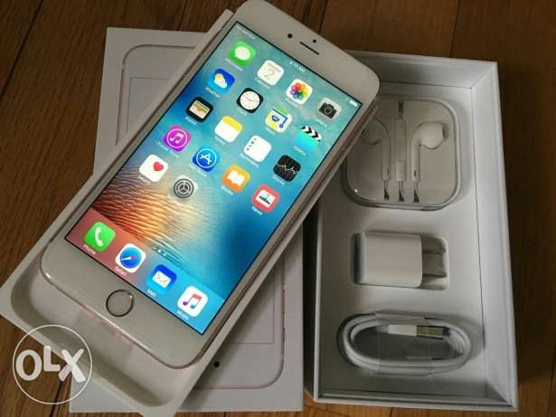 iphone 6s 64 gb new just 242 OR مسقط -  2