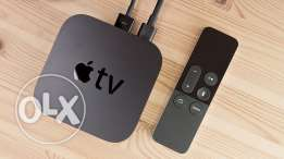 Apple TV 2 months used urgent sale