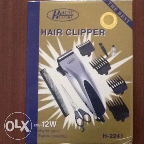 Hair clipper (12W) in perfect working condition for urgent sale مسقط -  2