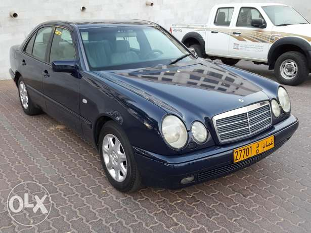 E280 for sale with one year mulkiya and insurance مسقط -  4