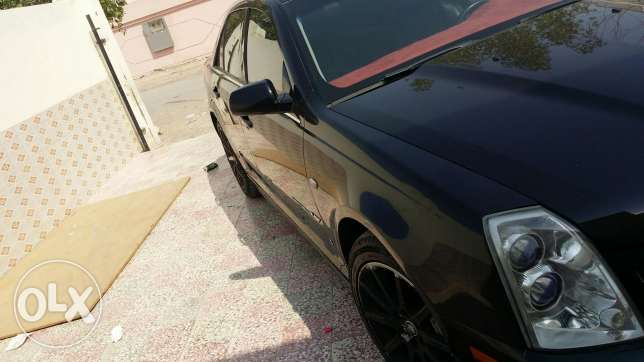 Cadillac STS v for sale or exchange السيب -  7