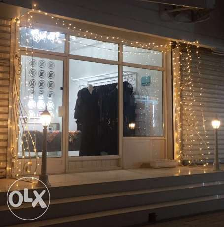 fashion boutique for sale in best location