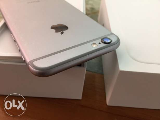 Iphone6 64 gb Gray 4G Excllent condition مسقط -  3