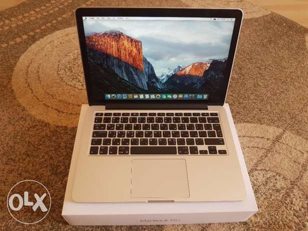 New Macbook Pro from MiStore Oman