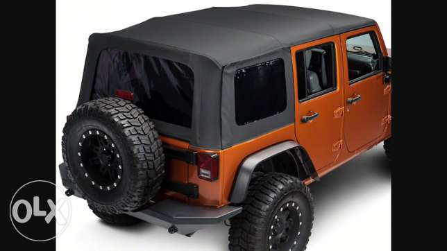 Original MOPAR Soft top for JK 4 doors *** New ***