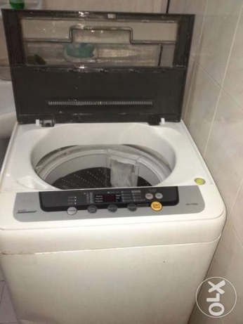 Panasonic 7 Kg Automatic Washing Machine Sale in Qurum مسقط -  1