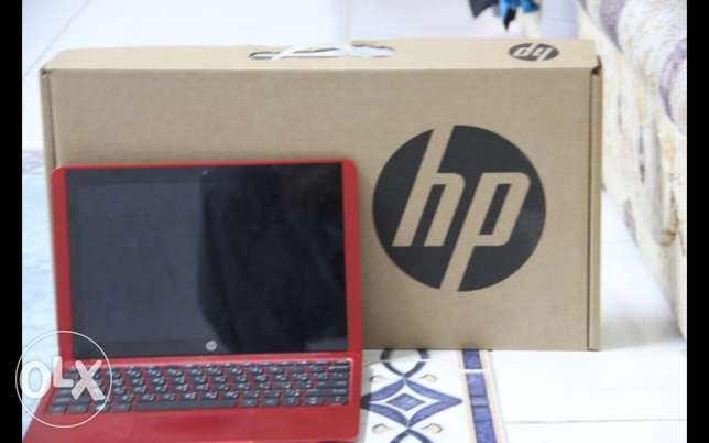 Hp x2 detachable 10-poxx new condiction 1weak use only with touch&type