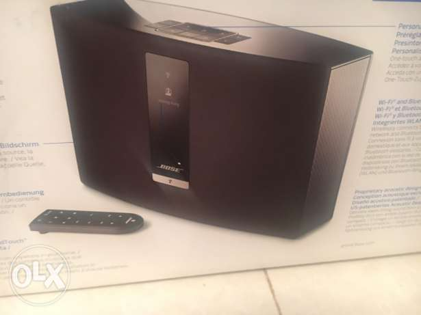 "Bose 20""sound touch بركاء -  2"