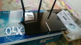 Tp-link AC1750 ADSL+modem router new not use