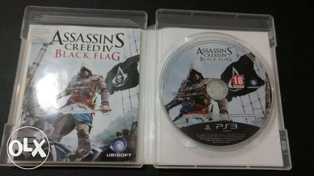 Assassins creed IV Black flag for ps3