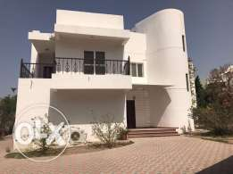 Large Single Big 4 BHK + Maid Villa For Rent in Madinat Qaboos