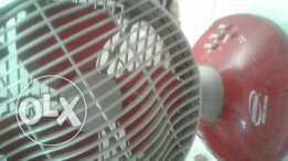Universal fan for sale in good condition