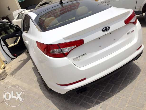 kia optima turbo engine 2.00 البريمي -  3
