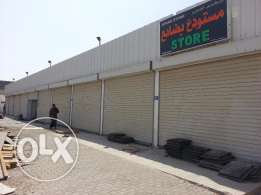 100 sqm Store available on Rent - Street No. 1 Mabella Industrial Area