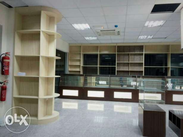 Shop displays, Office Furniture, and Complete Decor Work مسقط -  7