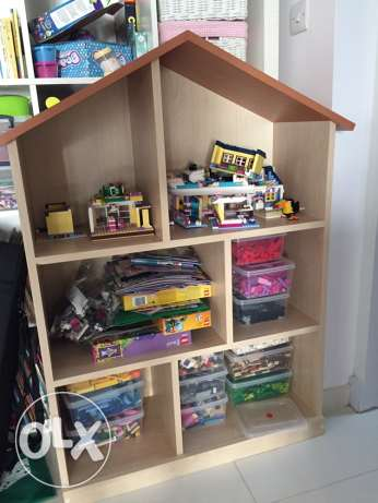 Dolls House / Bookcase