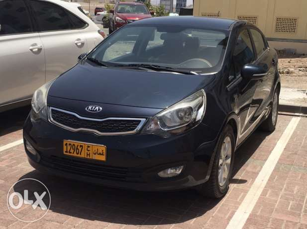 Kia Rio 2013 perfect condition