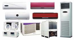 Ac fridge and new building piping services