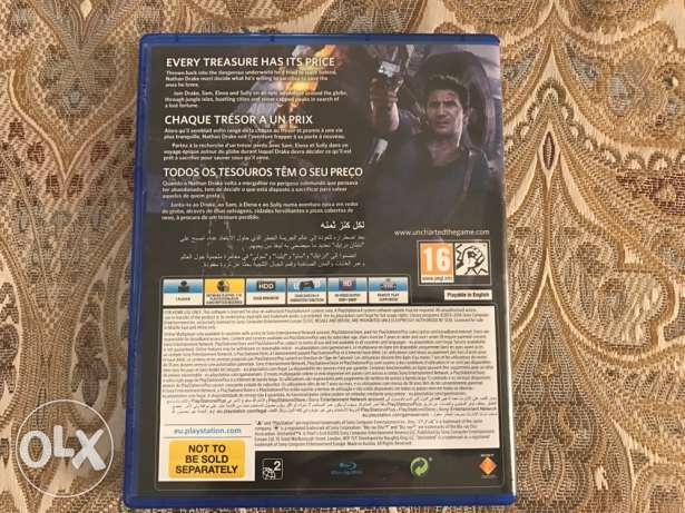 Uncharted 4 - PS4 مسقط -  3