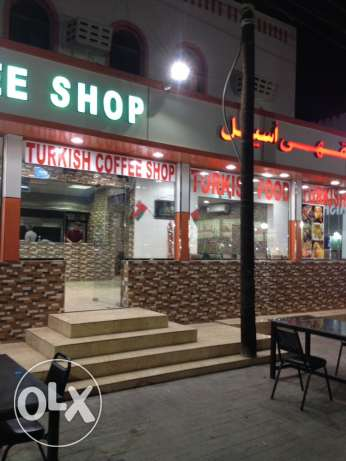 for sale coffee shop السيب -  2