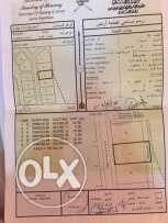 Residential Land Plot for sale Bausher, Al Misfa North