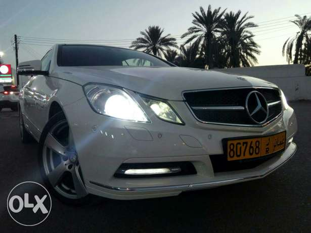 E 250 coupe sport السيب -  2