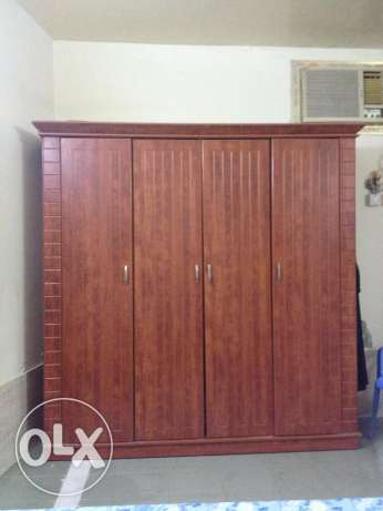 Wardrobe For Sale - Pick up Today/Tomorrow - Vacating Flat by 31/ Ma