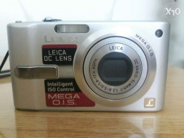 Panasonic Digital Camera Lumix DMC-FX10