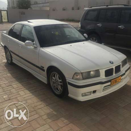BMW 328 module 96 very clean caondition serious contact only مسقط -  6