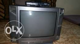 Tv +receiver for sale