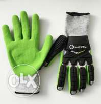 Wholesale High Quality safety gloves