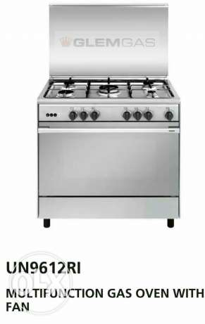 Made in Italy Brand New 90*60 Full Safety Cooker (without box) القرم -  1