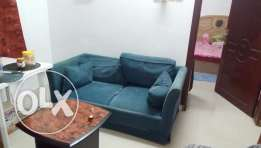 1 BHK flat available in Al kuwair ,Near Zahkeer Mall